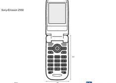 Sony-Ericsson Z550