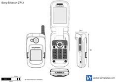 Sony-Ericsson Z712