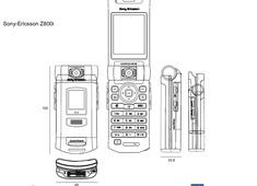 Sony-Ericsson Z800i