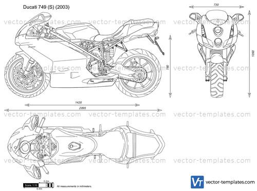 Ducati 749 (S)