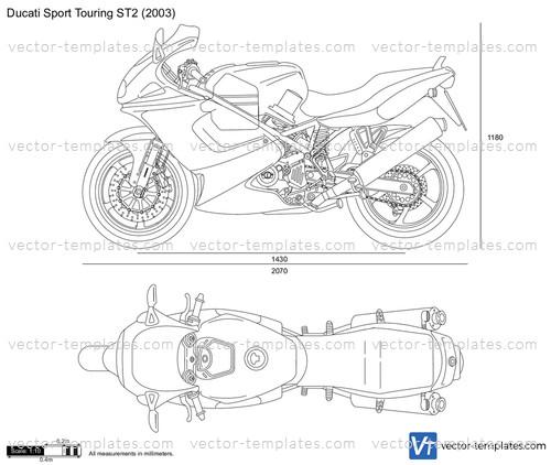 Ducati Sport Touring ST2