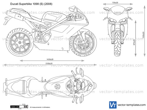 Ducati Superbike 1098 (S)