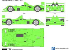 Saulnier Racing Le Mans LMP2