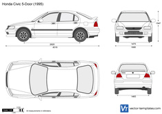 Honda Civic 5-Door