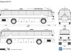 Daewoo BH116