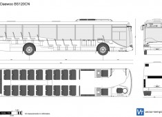 Daewoo BS120CN