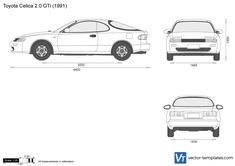 Toyota Celica 2.0 GTi