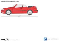Saab 9-3 SE Convertible