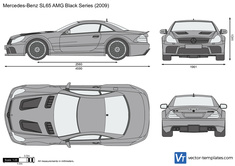 Mercedes-Benz SL65 AMG Black Series R230