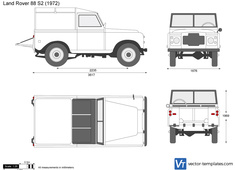 Land Rover 88 S2