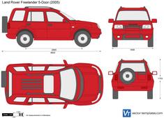 Land Rover Freelander 5-Door