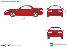 Toyota Celica Turbo 4x4