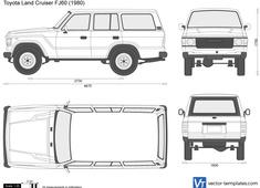 Toyota Land Cruiser FJ60