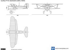 Curtiss F11C Goshawk (USA)
