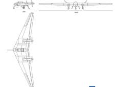 Northrop N-9M Flying Wing