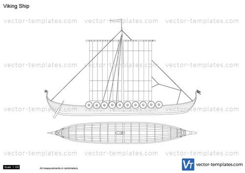 pirate ship sail template - templates ships sail boats viking ship