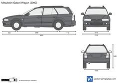 Mitsubishi Galant Wagon