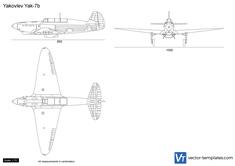 Yakovlev Yak-7b