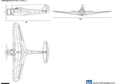 Nakajima Ki-43 (Oscar)