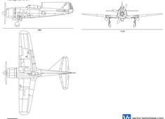 Nakajima Ki-84 Hayate (Frank)