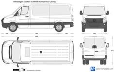 Volkswagen Crafter 50 MWB Normal Roof