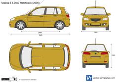 Mazda 2 5-Door Hatchback