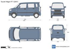 Suzuki Wagon R T