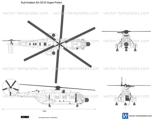 Sud Aviation SA-321G Super-Frelon