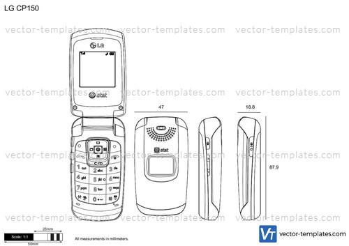 LG CP150