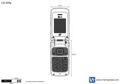 LG-420G