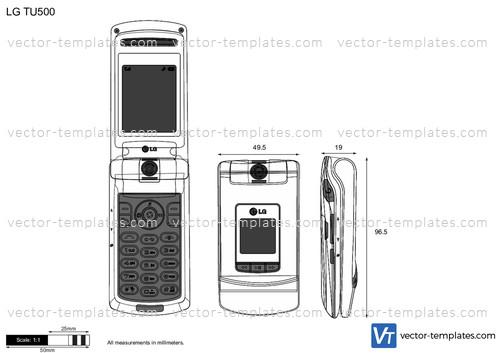 LG TU500
