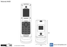 Motorola W450