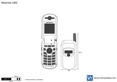 Motorola v262