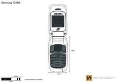 Samsung T255G