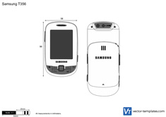 Samsung T356 Elevate