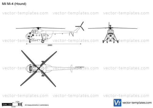 Mil Mi-4 (Hound)