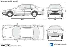 Honda Accord CB3
