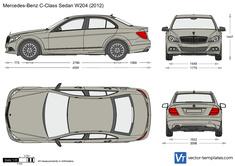 Mercedes-Benz C-Class Sedan W204