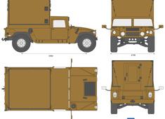 HMMWV M1037