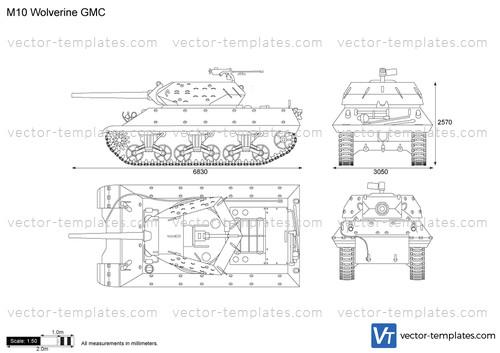 M10 Wolverine GMC