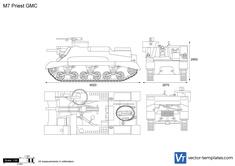 M7 Priest GMC