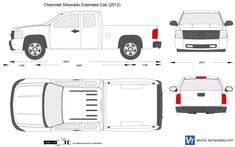 Chevrolet Silverado Extended Cab