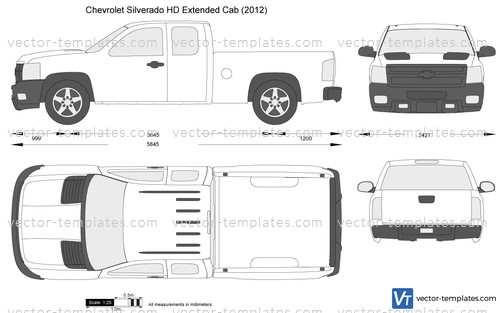 Templates Cars Chevrolet Chevrolet Silverado Hd