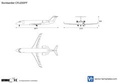 Bombardier CRJ200PF