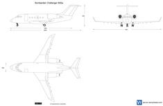 Bombardier Challenger 600w
