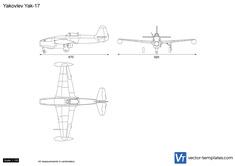 Yakovlev Yak-17 Feather