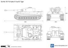 Sd.Kfz. 181 Pz.Kpfw.VI Ausf.E Tiger