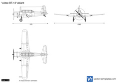 Vultee BT-13 Valiant