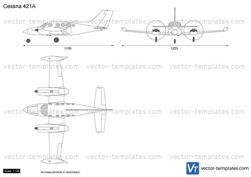 Cessna 421A