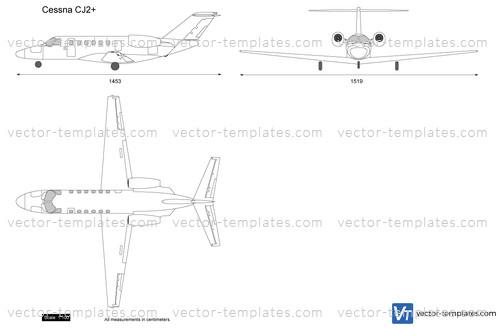 Cessna Citation CJ2+